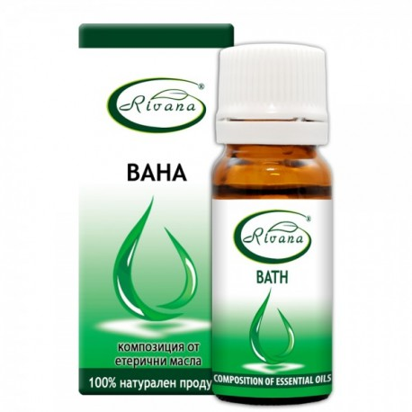Вана - Композиция от 100% чисти етерични масла