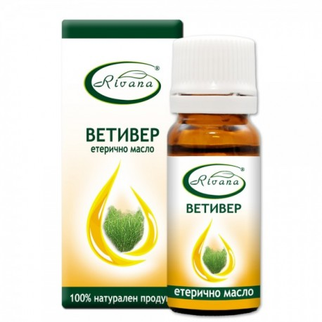 Ветивер - Vetiveria zizanioides - 100% етерично масло