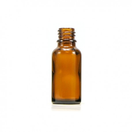 Glass bottle with euro dropper 20 ml.