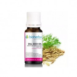 Dill seed - essential oil 10 ml.
