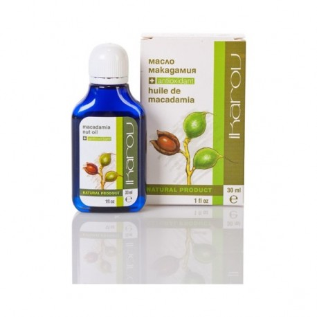 Macadamia oil 30 ml.