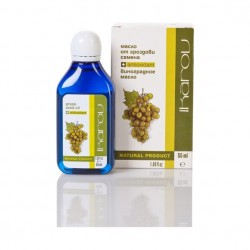 Grape seed oil 55 ml.
