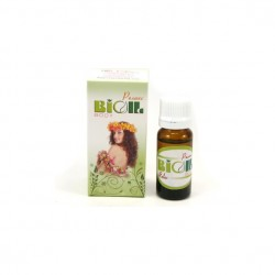 Relax body oil with organic essential oils - 10 ml