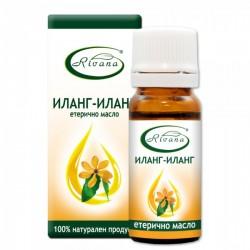 Иланг-иланг - Cananga odorata - 100% етерично масло