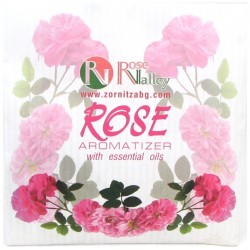ROSE Air Freshener with essential oils - 25 g