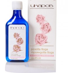 Natural Rose water - 125 ml.