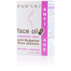 Anti-age face oil sensitive skin
