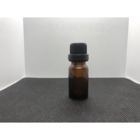 Стъклено шишенце с дозатор - 10 мл