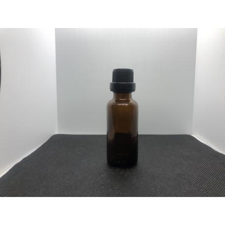 Стъклено шишенце с дозатор - 30 мл.