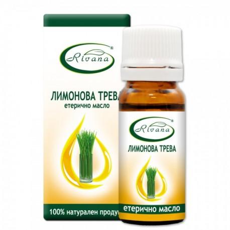 Лимонова трева - Cimbopogon citratus - 100% етерично масло