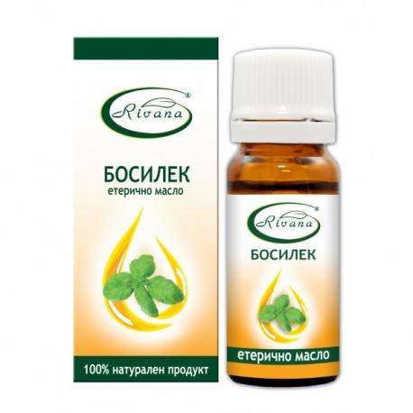 Босилек - Ocimum Basilicum oil -100% чисто етерично масло