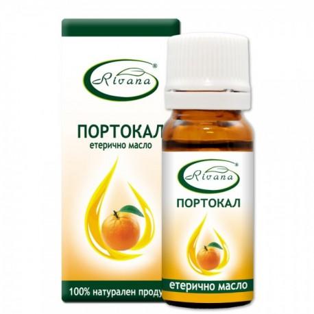 Портокалово масло - Citrus sinensis - 100% етерично масло