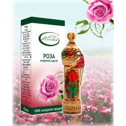 Rose - Rosa damascene - 100% Essential Oil