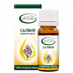 Салвия - Salvia officinalis - 100% етерично масло
