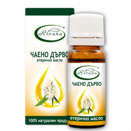 Масло от чаено дърво - Melaleuca alternifolia - 100% етерично масло